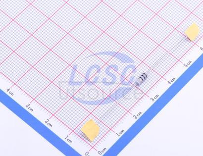 Chian Chia Elec KNP1/2W-10Ω±5% T(50pcs)