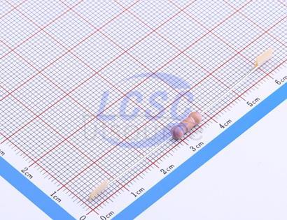 Chian Chia Elec RI40-1/2W-680KΩ ±5% T(10pcs)