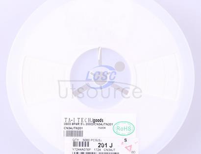 TA-I Tech CN34JTN201(50pcs)