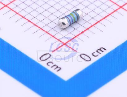 Thunder Component MELF-MFR02041/4WS14.7KΩFT50(20pcs)