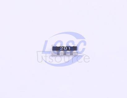 Uniroyal Elec 4D03WGJ0201T5E(50pcs)