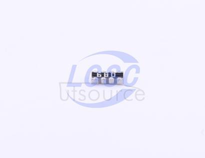 YAGEO YC124-JR-0768RL