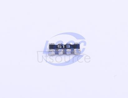 YAGEO YC164-JR-0751KL