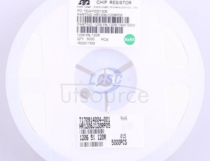 Ever Ohms Tech HR1206J120RP05