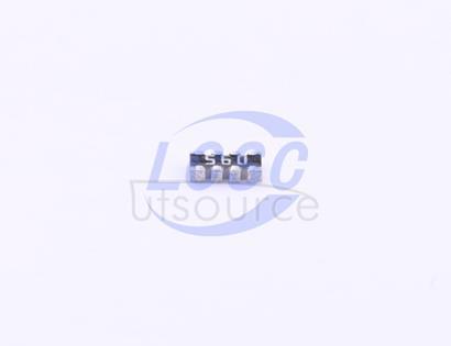 YAGEO YC124-JR-0756RL