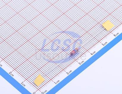 Chian Chia Elec RI40-1/4W-22MΩ ±5% T(5pcs)