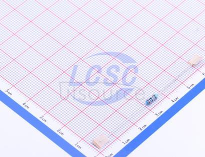 CCO(Chian Chia Elec) MF1/4W-200KΩ±1% T52(50pcs)