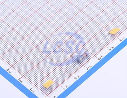 Chian Chia Elec RN-1/2W-470KΩ±2% T(20pcs)