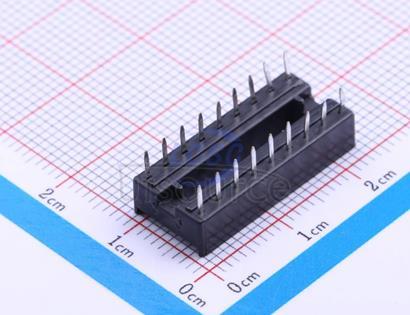 Boom Precision Elec 18P 2.54mm ICsocket(13pcs)