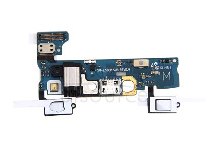 Charging Port Flex Cable for Galaxy E5 / E500M