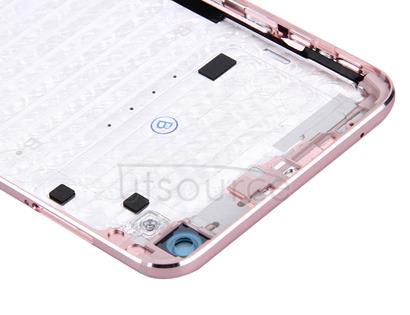 OPPO R9 / F1 Plus Battery Back Cover + Front Housing LCD Frame Bezel Plate(Rose Gold)