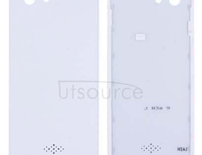 OPPO A31 Battery Back Cover + Front Housing LCD Frame Bezel Plate(White)