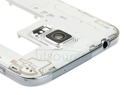 Middle Frame Bezel  for Galaxy S5 Neo / G903(Silver)