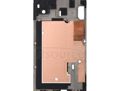 Full Housing Cover (Front Housing LCD Frame Bezel Plate + Battery Back Cover ) for Galaxy Alpha / G850(White)