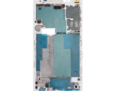 Full Housing Cover (Front Housing LCD Frame Bezel Plate + Back Cover) for HTC One A9(Pink)