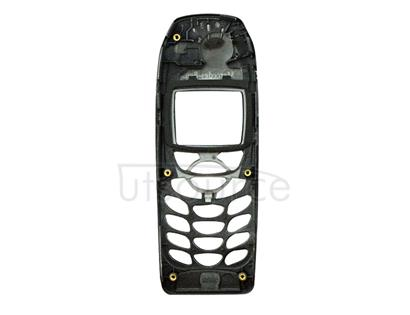 Full Housing Cover (Front Cover + Middle Frame Bezel) for Nokia 6310 / 6310i(Silver)
