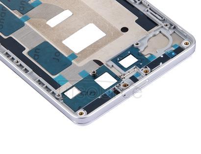 OPPO A51 Battery Back Cover + Front Housing LCD Frame Bezel Plate(White)