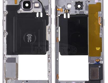 Middle Frame Bezel for Galaxy A5 (2016) / A5100(Black)