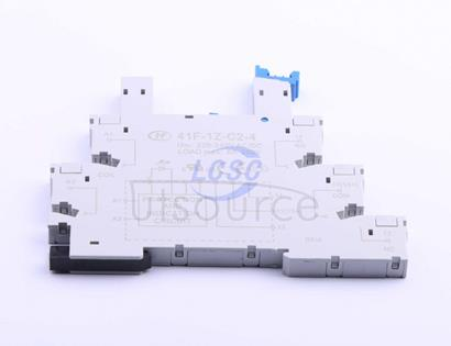 Xiamen Hongfa Electroacoustic 41F-1Z-C2-4