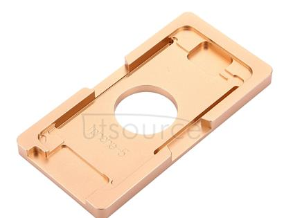 Aluminium Alloy LCD Screen Remove Adhesive Fixed Mould For iPhone 5 & 5s