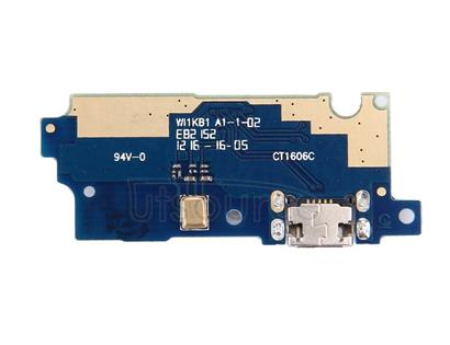 Charging Port Board + Vibrating Motor for Meizu M3 / Meilan 3