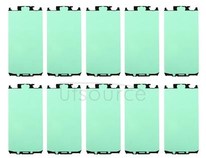 10 PCS for Galaxy A9 / A9000 Front Housing Adhesive