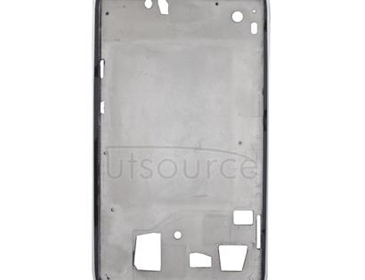 LCD Middle Board with Button Cable,  for Galaxy SIII / i9300 (Sliver)(Silver)