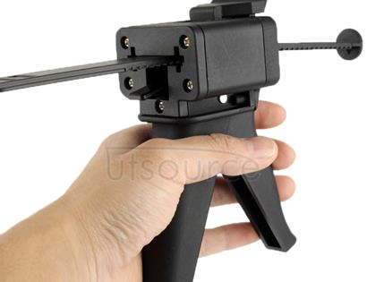 UV LOCA Liquid Optical Clear Adhesive Squeeze Sprayer Caulking Gun Tool, Random Color Delivery