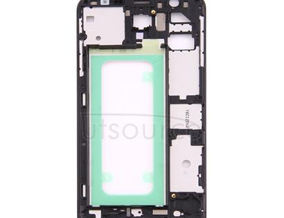 Middle Frame Bezel for Galaxy On7 (2016) / G6100 & J7 Prime(Black)