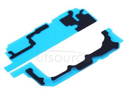 10 PCS for Galaxy S8+ / G955 Waterproof Adhesive Sticker