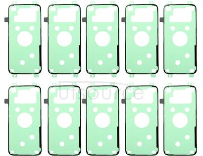 10 PCS for Galaxy S7 Edge / G935 Back Rear Housing Cover Adhesive