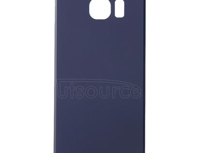 Full Housing Cover (Front Housing LCD Frame Bezel Plate + Battery Back Cover ) for Galaxy S6 / G920F(Blue)
