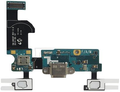 Charging Port Flex Cable for Galaxy S5 mini / SM-G800F