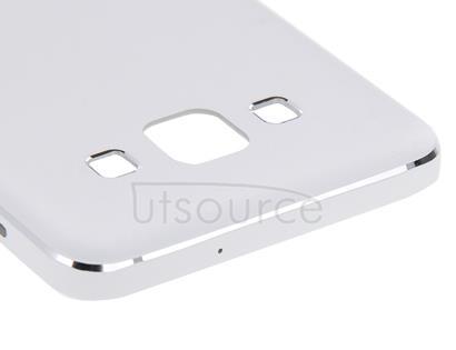 Rear Housing for Galaxy A3 / A300(White)