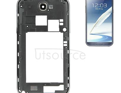 Middle Board for Galaxy Note II / N7100(Black)