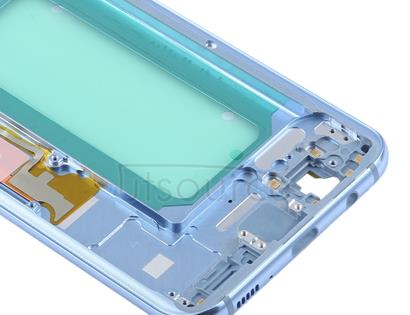 Middle Frame Bezel for Galaxy S8+ / G9550 / G955F / G955A(Blue)