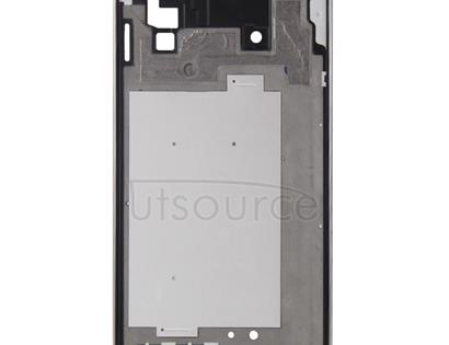 Full Housing Cover (Front Housing LCD Frame Bezel Plate + Battery Back Cover ) for Galaxy Note 3 Neo / N7505(White)