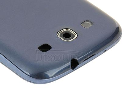 Full Housing Faceplate Cover for Galaxy SIII LTE / i9305(Blue)