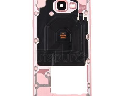 for Galaxy A7 (2016) / A7100 Middle Frame Bezel(Pink)