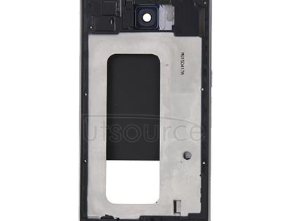 Full Housing Cover (Front Housing LCD Frame Bezel Plate + Back Plate Housing Camera Lens Panel ) for Galaxy S6 / G920F(Grey)