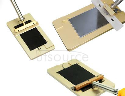 Aluminium Alloy LCD Screen Remove Adhesive Mould For iPhone 6s Plus