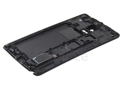 Full Housing Cover (Middle Frame Bezel + Battery Back Cover ) for Galaxy Note Edge / N915(Black)