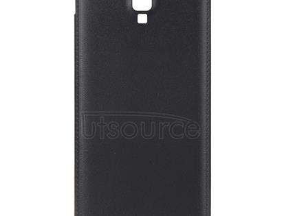 Full Housing Cover (Front Housing LCD Frame Bezel Plate + Battery Back Cover ) for Galaxy Note 3 Neo / N7505(Black)
