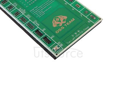 W209A Professional Battery Activation Fast Charge Board for iPhone, Samsung, Huawei, Xiaomi, Oppo, Vivo & Android Smartphones