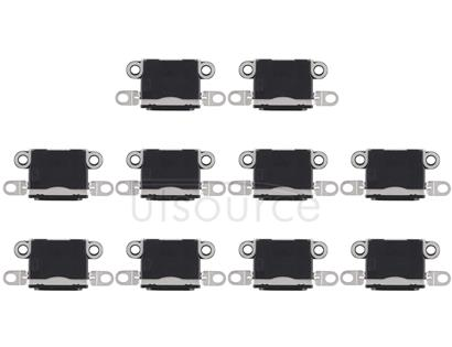 10 PCS Charging Port Connector for iPhone 5 / 5S(Black)
