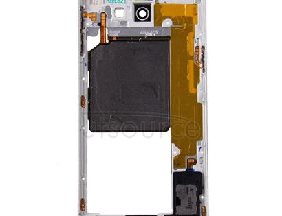 Middle Frame Bezel for Galaxy A9 / A9000(White)