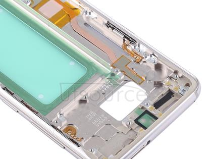 Middle Frame Bezel for Galaxy S8 / G9500 / G950F / G950A(Gold)