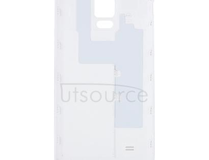 Full Housing Cover (Front Housing LCD Frame Bezel Plate + Middle Frame Bazel Back Plate Housing Camera Lens Panel + Battery Back Cover ) for Galaxy Note 4 / N910F(White)