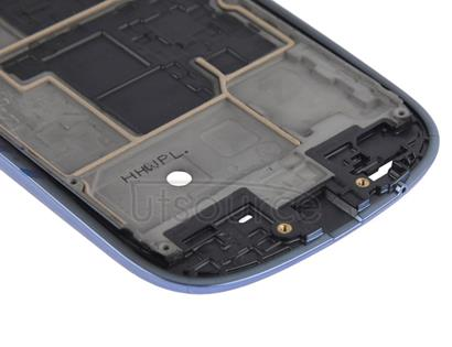 LCD Middle Board with Button Cable,  for Galaxy SIII mini / i8190(Blue)
