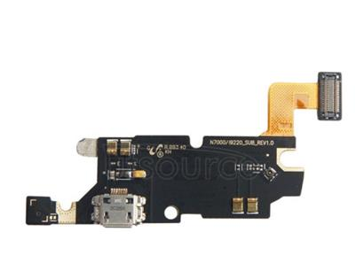 Original Tail Plug Flex Cable for Galaxy Note i9220 / N7000